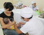 Trẻ đã tiêm vaccine dịch vụ có thể tiêm Quinvaxem