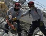 Số người thiệt mạng vì động đất tại Ecuador tăng lên 570 người