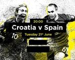 TRỰC TIẾP EURO 2016, Tây Ban Nha - Croatia: Kịch bản khó lường!