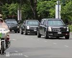 Phân luồng giao thông trong thời gian Tổng thống Hoa Kỳ thăm TP.HCM