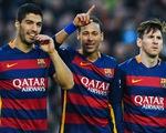 HLV Wenger bắt mạch sức mạnh tấn công của Barcelona