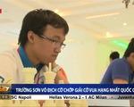 Giải cờ vua hạng nhất quốc gia: Nguyễn Ngọc Trường Sơn trở lại ngai vàng