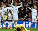 Ronaldo tiếp tục thăng hoa, Real Madrid đả bại Roma vào tứ kết