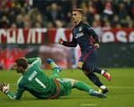 Bayern Munich 2-1 Atl Madrid: Muller, Torres đá hỏng phạt đền, Griezmann lại đóng vai người hùng