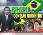 Brazil: Con tàu kinh tế lao dốc không phanh