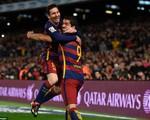 Barcelona 6-1 Celta Vigo: Siêu sát thủ Suarez, siêu đồng đội Messi