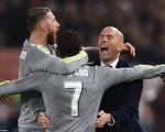 Roma 0-2 Real Madrid: Đặt 1 chân vào tứ kết Champions League 2015/16