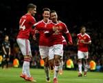 """Sao mai"" tỏa sáng, Man Utd thẳng tiến vào vòng 1/8 Europa League"