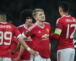 Hòa thất vọng, Man Utd bật bãi khỏi Europa League