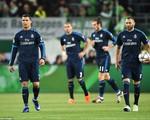 Wolfsburg 2-0 Real Madrid: Kền kền gãy cánh trên đất Đức