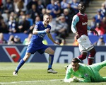 Leicester City 2-2 West Ham: Chết đi sống lại!