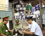 Triệt phá nhiều vụ buôn lậu quy mô lớn dịp cận Tết