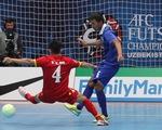 Thua sấp mặt 0-8 trước Thái Lan, ĐT futsal Việt Nam đứng hạng 4 chung cuộc