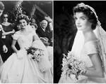 10 bộ váy cưới biểu tượng của làng thời trang thế giới