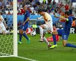 VIDEO EURO 2016: Bàn thắng đáng được đưa vào SGK bóng đá của Morata (Tây Ban Nha)