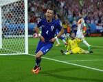 VIDEO EURO 2016, Croatia 2-1 Tây Ban Nha: Perisic và cuộc ngược dòng ngoạn mục của Croatia
