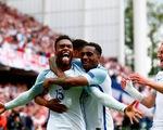 VIDEO EURO 2016, Anh 2-1 Xứ Wales: Cuộc ngược dòng thần kỳ của Tam sư