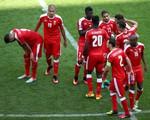 VIDEO EURO 2016: Xhaka đá hỏng penalty, Thụy Sĩ thua Ba Lan đau trên chấm phạt đền