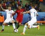 EURO 2016, Bồ Đào Nha 1–1 Iceland: Ronaldo tịt ngòi, Bồ Đào Nha chia điểm