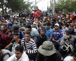 Hội nghị Thượng đỉnh châu Âu thảo luận về người tị nạn