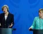 Thủ tướng Đức chấp nhận việc Anh trì hoãn thủ tục rời EU