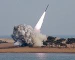 Triều Tiên phóng tên lửa không thành công