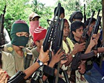 Phiến quân AbuSayyaf trả tự do 10 con tin Indonesia