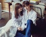 Thêm ảnh nàng Cỏ Goo Hye Sun cười mãn nguyện bên chồng trẻ