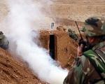 Quân đội Syria giành lại thành phố Qaryatain từ IS
