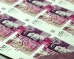 Đồng Bảng Anh giảm mức thấp nhất trong 3 thập kỷ