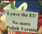 Làn sóng bài ngoại tại Anh tăng mạnh sau Brexit