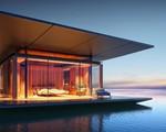 Những tòa nhà tuyệt đẹp trên mặt biển (Phần 1)