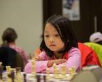 Gặp gỡ Cẩm Hiền - Kỳ thủ 8 tuổi vô địch cờ vua trẻ thế giới 2015