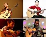 Liên hoan guitar Fingerstyle quốc tế 2016 tại Việt Nam