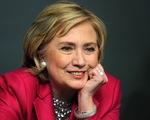 Bầu cử Tổng thống Mỹ: Bà Hillary Clinton thắng cả 5 bang