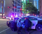 Nổ súng ở thành phố Dallas, 11 cảnh sát thương vong