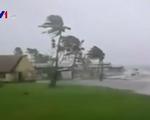 Siêu bão Winston tấn công Fiji, 17 người thiệt mạng