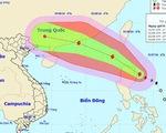Ngày mai (1/8), bão Nida sẽ tiến vào Biển Đông