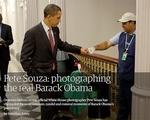 Tổng thống Obama qua ống kính của NAG Nhà trắng