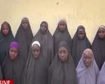 Boko Haram đăng tải video về các nữ sinh bắt cóc