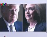 Bà Hillary Clinton và tỷ phú Donald Trump thắng lớn ở miền Tây