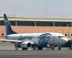 Tìm thấy các mảnh vỡ của máy bay Ai Cập mất tích