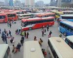 Bến xe miền Tây tăng 60 xe bus dịp lễ 30/4 và 1/5