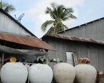 Bến Tre: Phát động nhân dân trữ nước mưa, nước ngọt