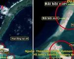 Trung Quốc mở rộng lấn chiếm biển Đông lên khoảng 400 lần