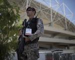 Trước thềm Olympic Rio 2016: An ninh được tăng cường tối đa!