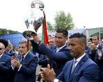 EURO 2016 – Danh hiệu thứ 18 đặc biệt của Ronaldo