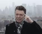 Album của David Bowie đồng loạt xuất hiện trên các BXH âm nhạc