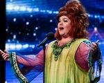 Chàng trai giả gái gây choáng váng ở Britains Got Talent 2016