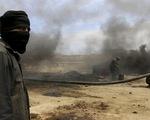 IS chiếm giếng khí đốt ở miền Trung Syria